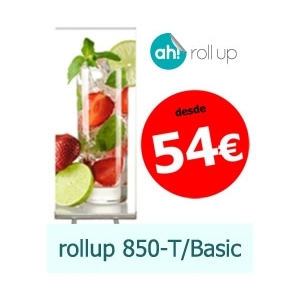 Roll up 850-T/Basic desde 54 €/u