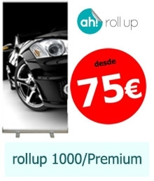 Roll up 1000/Premium desde 75 €/u